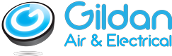Gildan Air & Electrical Logo